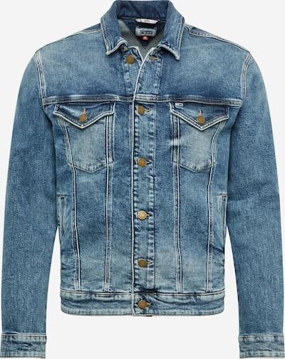 Tommy Jeans Přechodná bunda - modrá džínovina, Produkt