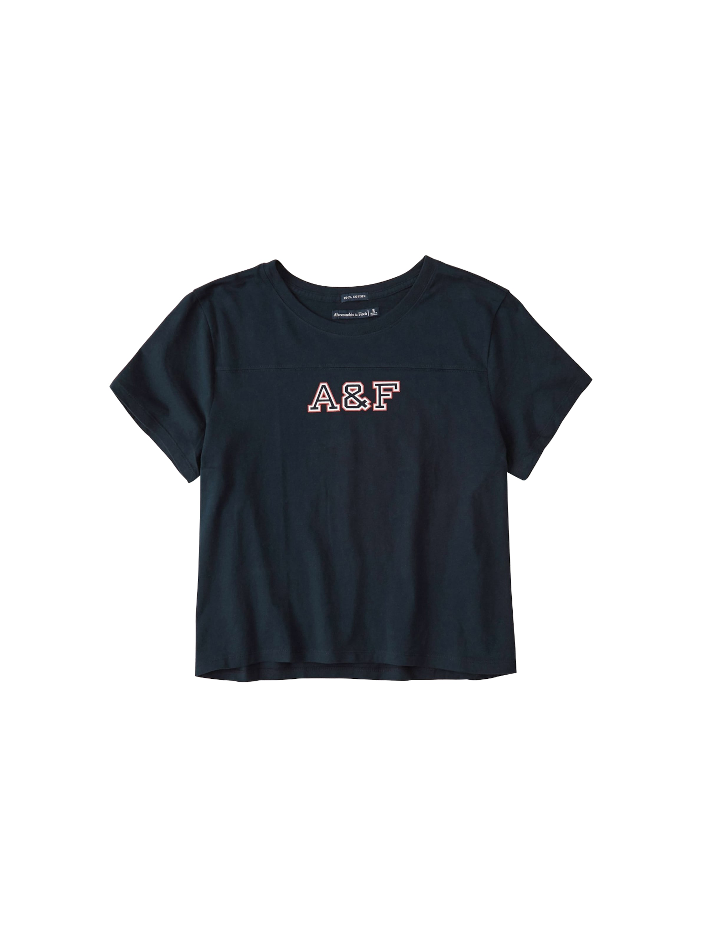 En ss Fitch Bleu Marine Logo shirt 'sb19 Opp T Tee' Abercrombieamp; OX8k0wnP