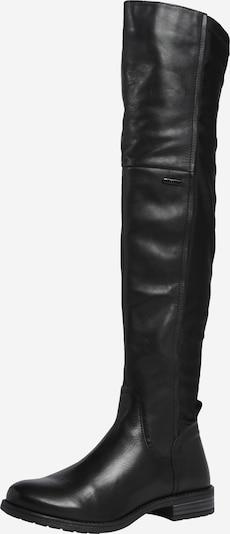 bugatti Škornji čez koleno 'Ronja' | črna barva, Prikaz izdelka