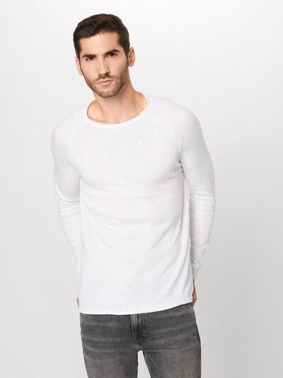 fehér AMERICAN VINTAGE Póló 'Sonoma': Elölnézet