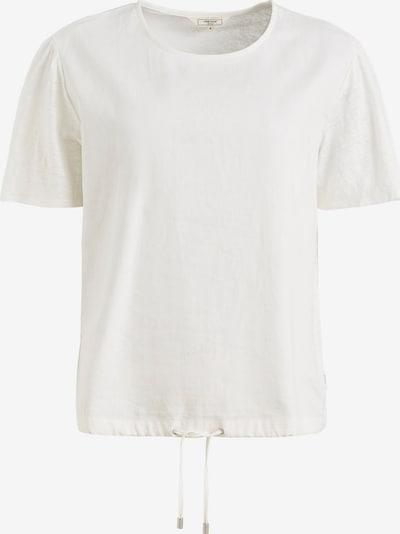 khujo T-Shirt ' ALONNA ' in weiß, Produktansicht