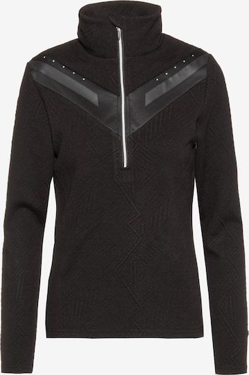 ICEPEAK Funktionsshirt 'Elsmere' in schwarz, Produktansicht
