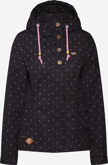 Ragwear Tussenjas 'LYNX' in de kleur Zwart, Productweergave