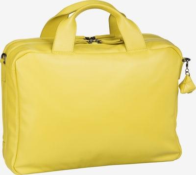 JOST Aktentasche 'Alice Sara Ott 6010 Businessbag 2' in gelb, Produktansicht