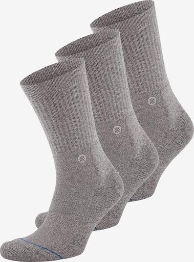 Stance Socken in dunkelgrau, Produktansicht