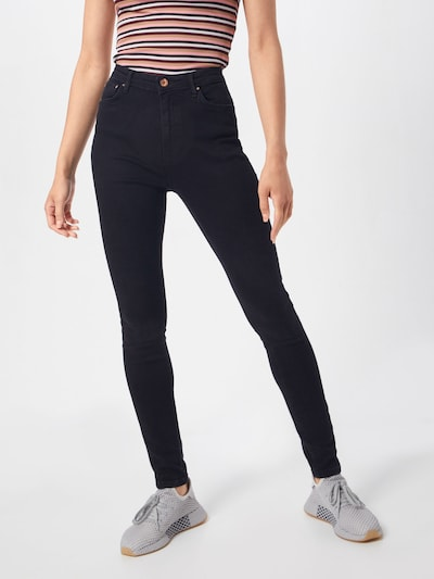 ONLY Jeans 'PAOLA' in black denim, Modelansicht