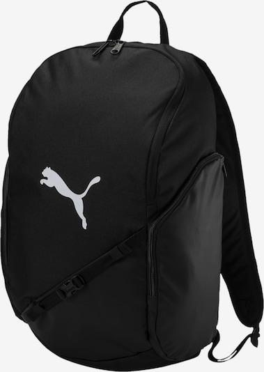 PUMA Backpack 'Liga' in schwarz / weiß, Produktansicht