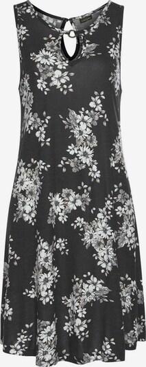 LASCANA Pludmales kleita pieejami melns / balts, Preces skats