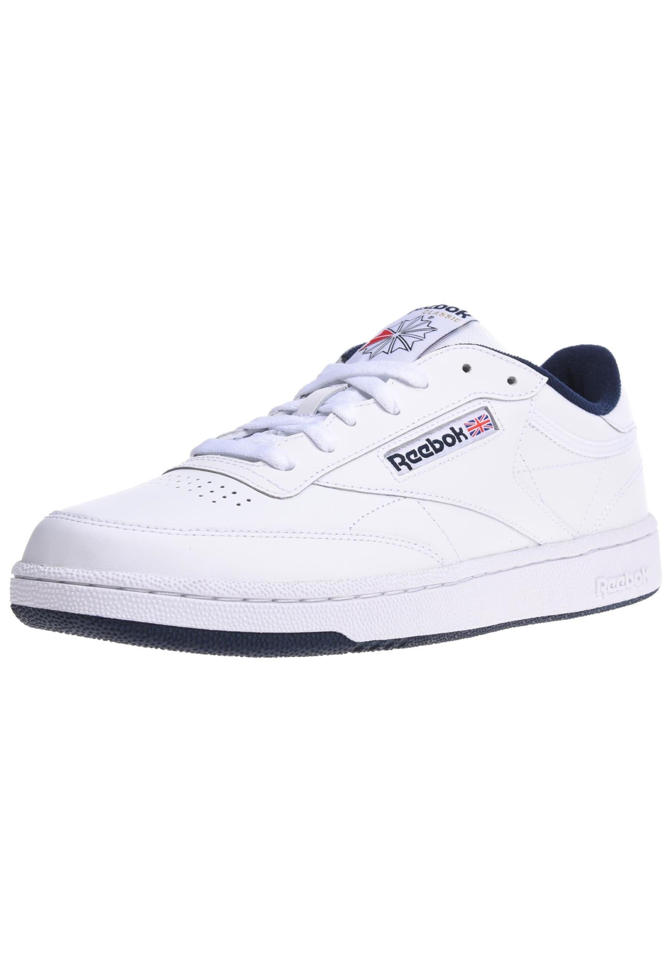 Classic C Weiß Reebok In 'club 85' Sneaker cA54qRL3j