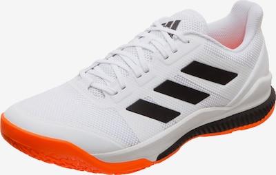 ADIDAS PERFORMANCE Handballschuh 'Stabil Bounce' in neonorange / schwarz / weiß, Produktansicht