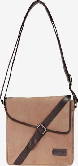 GREENBURRY Tasche 'Longshore Kent' in braun / hellbraun, Produktansicht