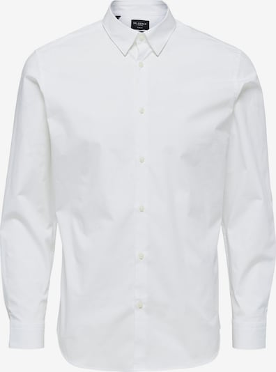 SELECTED HOMME Chemise en blanc, Vue avec produit