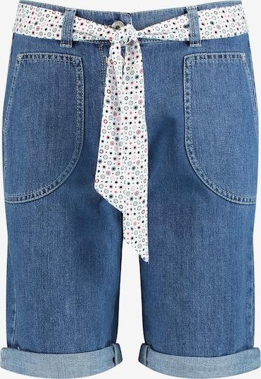 GERRY WEBER Jeans-Shorts in blau, Produktansicht