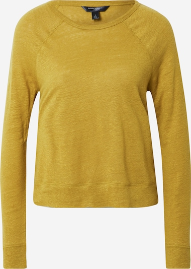 Banana Republic Sweatshirt in dunkelgelb, Produktansicht