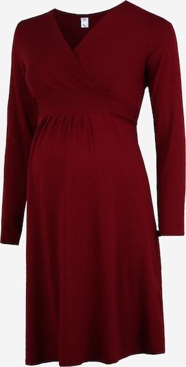 Bebefield Kleid 'Rebecca' in weinrot, Produktansicht
