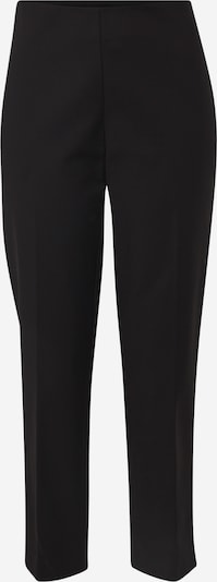 DKNY Chino 'STRAIGHT LEG PANT W/ SIDE ZIP' in de kleur Zwart, Productweergave