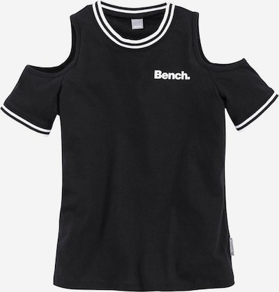BENCH T-Shirt in schwarz, Produktansicht