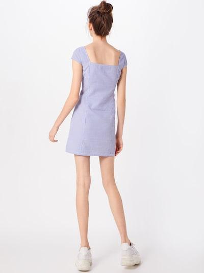 Rochie 'SWEETHEART' IVYREVEL pe albastru / alb: Privire spate