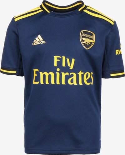 ADIDAS PERFORMANCE Ausweichtrikot 'FC Arsenal' in dunkelblau / gelb, Produktansicht