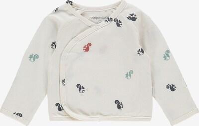 Noppies Shirt 'Krimpton' in mischfarben / weiß, Produktansicht