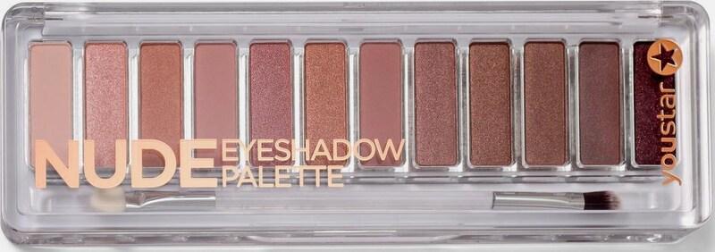 youstar 'Nude Eyes', Lidschatten-Palette