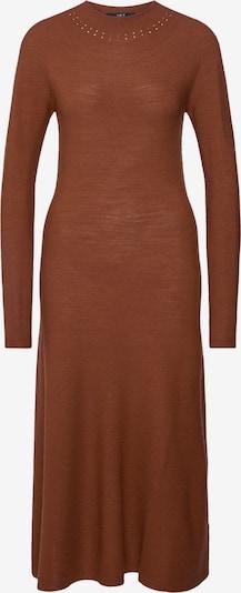 SET Úpletové šaty - hnědá, Produkt