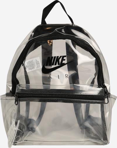 Nike Sportswear Nahrbtnik | črna / transparentna barva, Prikaz izdelka