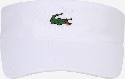 Lacoste Sport Visor 'PETIT' in weiß, Produktansicht