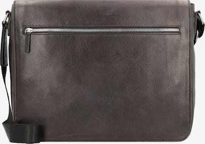 LEONHARD HEYDEN Schoudertas 'Amsterdam' in de kleur Zwart, Productweergave