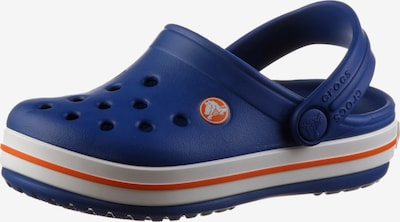 Crocs Clogs 'Crocband' in blau, Produktansicht