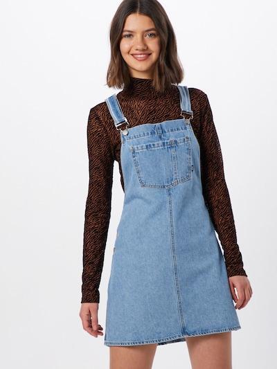 Dr. Denim Jeanskleid 'Eir Dungaree' in blau, Modelansicht
