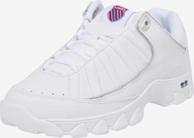 K-SWISS Sneaker 'K06045' in blau / hellrot / weiß, Produktansicht