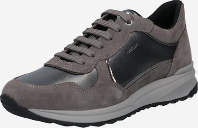 greige / ezüst GEOX Rövid szárú edzőcipők 'Airell', Termék nézet