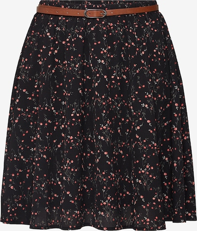 ABOUT YOU Skirt 'Livia' in red / black, Item view