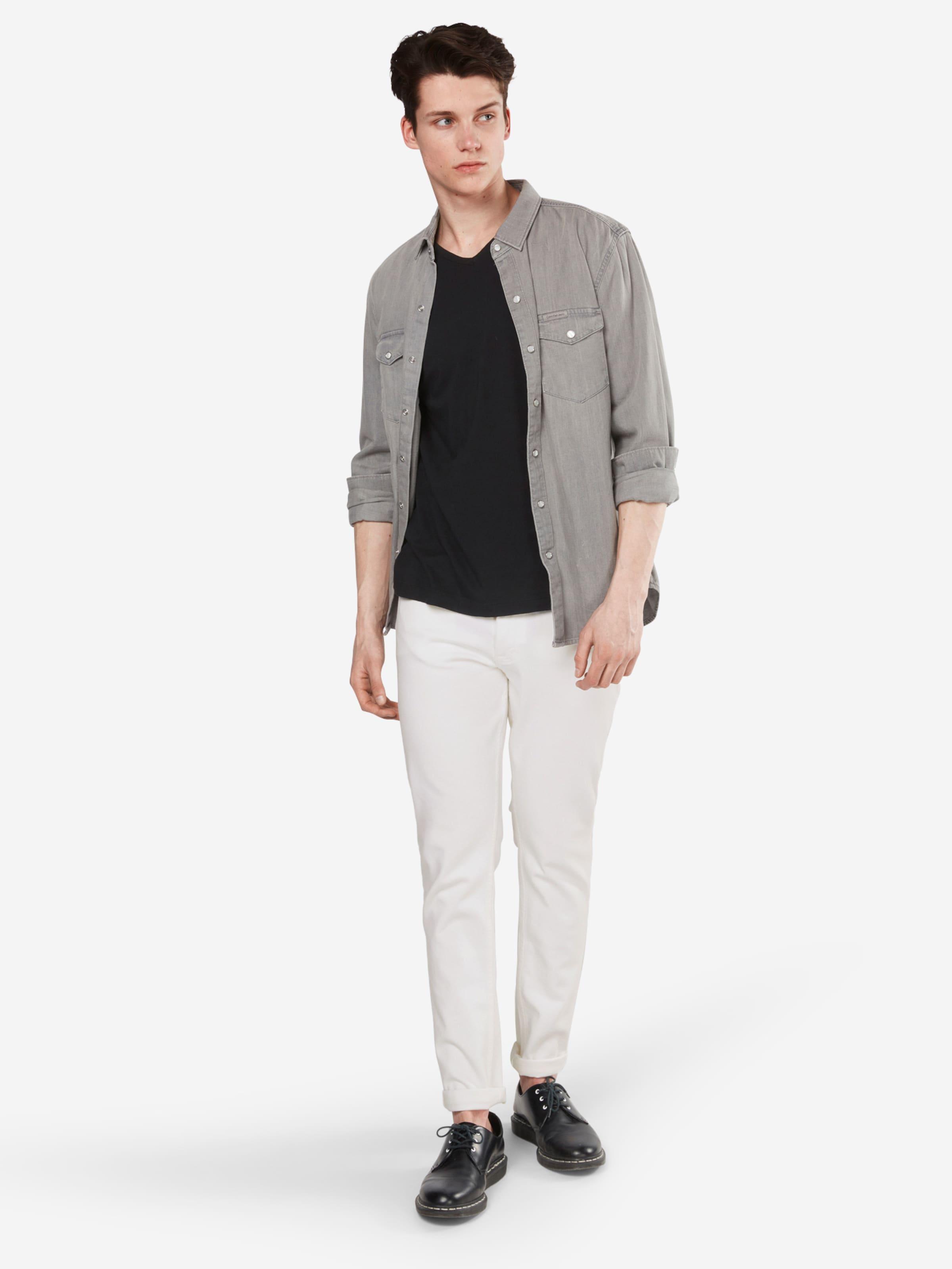 Calvin Klein Jeans Slim Straight Jeans 'CMF' Zu Verkaufen Billig Authentisch Billig Zu Verkaufen Kostengünstig Echt Günstig Online 7KQgDNV