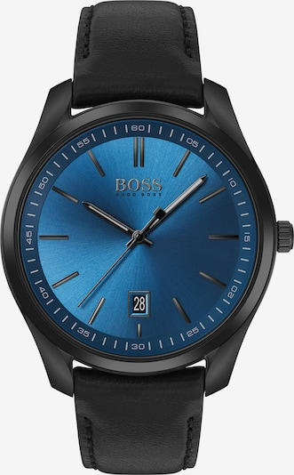 BOSS Casual Uhr 'Circuit' in blau / schwarz, Produktansicht