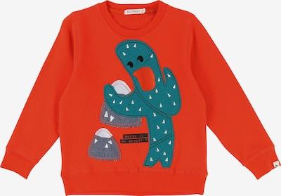 Billybandit Sweatshirt in orangerot, Produktansicht