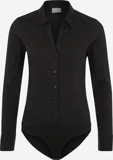 VERO MODA Blouse body in de kleur Zwart, Productweergave