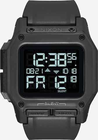 Nixon Digital klokke 'Regulus' i svart