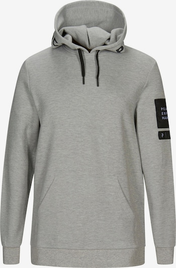 PEAK PERFORMANCE Hoodie 'Tech' in hellgrau, Produktansicht
