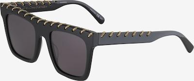 Stella McCartney Sonnenbrille 'SC0128S-001' in gold / schwarz, Produktansicht
