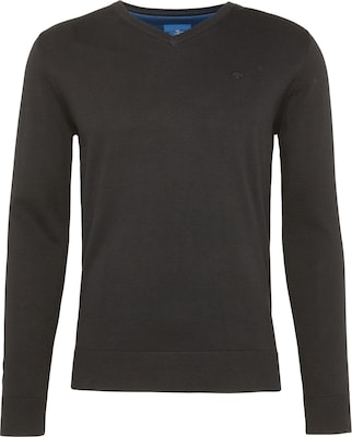 TOM TAILOR Trui 'basic v-neck sweater'
