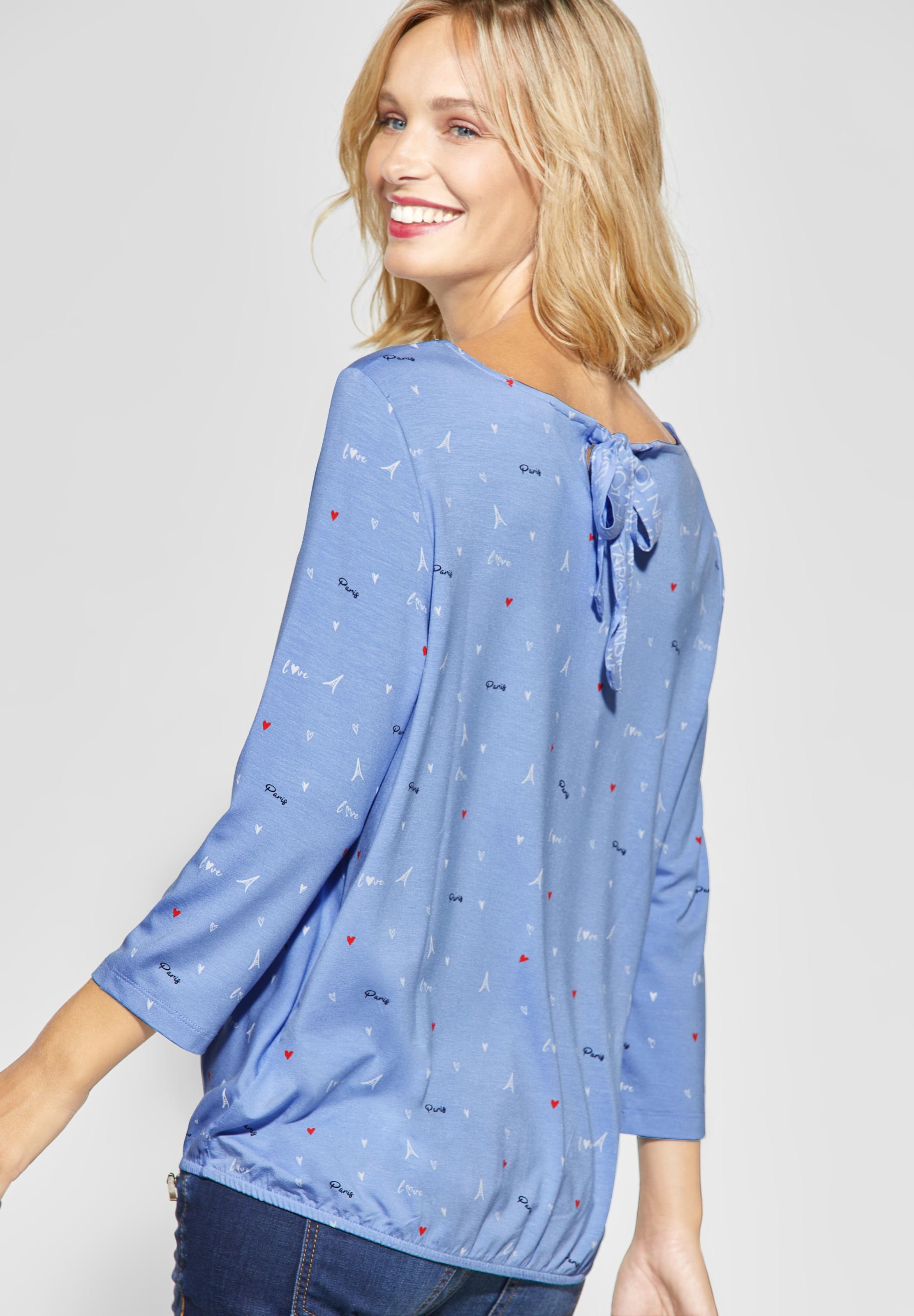 One In Blau Shirt Street W29EDHI