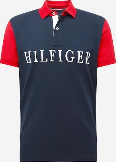TOMMY HILFIGER Shirt in de kleur Donkerblauw / Rood, Productweergave