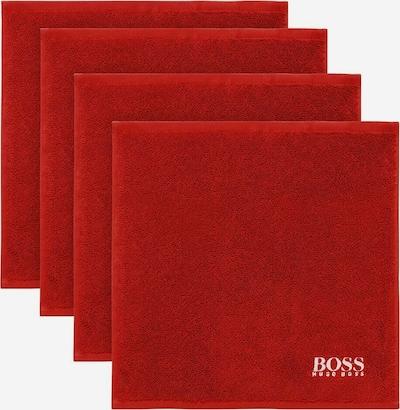 BOSS Home Handtuch in rot, Produktansicht