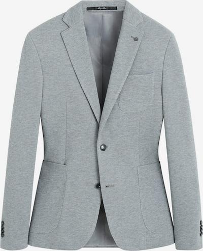 MANGO MAN Veste de costume en gris, Vue avec produit