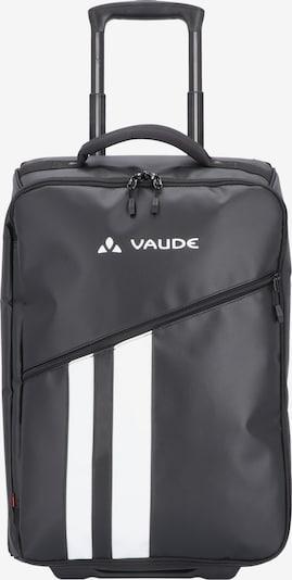 VAUDE Cart 'Rotuma 35' in Black / White, Item view
