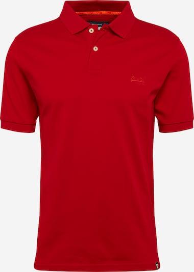 Superdry T-Shirt 'classic lite' en rouge, Vue avec produit