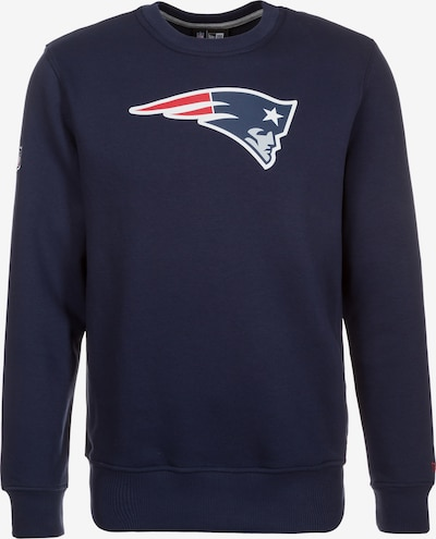 NEW ERA 'NFL Team Logo New England Patriots' Sweatshirt Herren in blau, Produktansicht