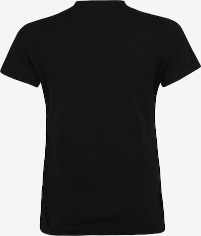ADIDAS PERFORMANCE Shirt in schwarz / weiß: Rückansicht